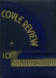 1943 Edition, Monsignor Coyle High School - Review Yearbook (Taunton, MA)