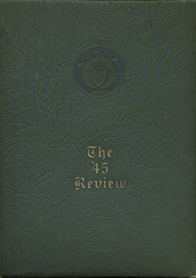 1945 Edition, Monsignor Coyle High School - Review Yearbook (Taunton, MA)