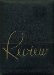1946 Edition, Monsignor Coyle High School - Review Yearbook (Taunton, MA)