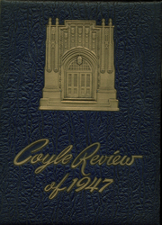 1947 Edition, Monsignor Coyle High School - Review Yearbook (Taunton, MA)