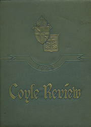 1949 Edition, Monsignor Coyle High School - Review Yearbook (Taunton, MA)