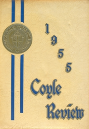 Monsignor Coyle High School - Review Yearbook (Taunton, MA) online yearbook collection, 1955 Edition, Page 1