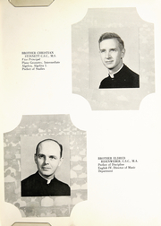 Page 15, 1956 Edition, Monsignor Coyle High School - Review Yearbook (Taunton, MA) online yearbook collection