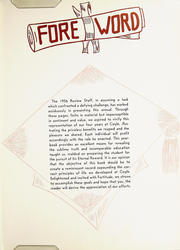 Page 9, 1956 Edition, Monsignor Coyle High School - Review Yearbook (Taunton, MA) online yearbook collection