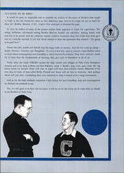 Page 11, 1958 Edition, Monsignor Coyle High School - Review Yearbook (Taunton, MA) online yearbook collection