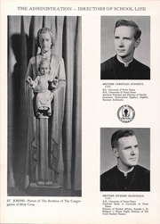 Page 16, 1958 Edition, Monsignor Coyle High School - Review Yearbook (Taunton, MA) online yearbook collection