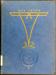 Page 1, 1953 Edition, Leyte (CVA 32) - Naval Cruise Book online yearbook collection