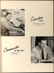 Page 13, 1953 Edition, Leyte (CVA 32) - Naval Cruise Book online yearbook collection