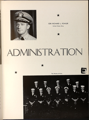 Page 15, 1953 Edition, Leyte (CVA 32) - Naval Cruise Book online yearbook collection