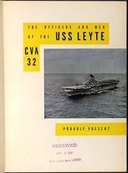 Page 3, 1953 Edition, Leyte (CVA 32) - Naval Cruise Book online yearbook collection