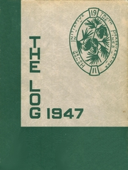 Page 1, 1947 Edition, House in the Pines High School - Log Yearbook (Norton, MA) online yearbook collection