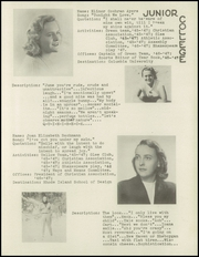 Page 15, 1947 Edition, House in the Pines High School - Log Yearbook (Norton, MA) online yearbook collection