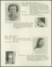Page 16, 1947 Edition, House in the Pines High School - Log Yearbook (Norton, MA) online yearbook collection