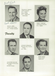 Page 11, 1958 Edition, Warren High School - Hilltop Yearbook (Warren, MA) online yearbook collection