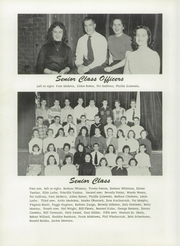 Page 14, 1958 Edition, Warren High School - Hilltop Yearbook (Warren, MA) online yearbook collection