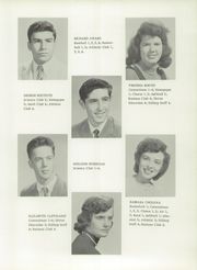 Page 15, 1958 Edition, Warren High School - Hilltop Yearbook (Warren, MA) online yearbook collection