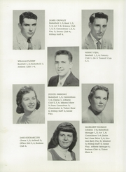 Page 16, 1958 Edition, Warren High School - Hilltop Yearbook (Warren, MA) online yearbook collection