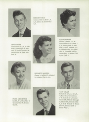 Page 17, 1958 Edition, Warren High School - Hilltop Yearbook (Warren, MA) online yearbook collection