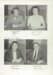 Page 11, 1959 Edition, Warren High School - Hilltop Yearbook (Warren, MA) online yearbook collection
