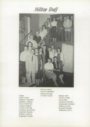 Page 6, 1959 Edition, Warren High School - Hilltop Yearbook (Warren, MA) online yearbook collection