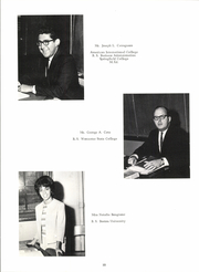 Page 14, 1965 Edition, Warren High School - Hilltop Yearbook (Warren, MA) online yearbook collection