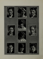 Page 14, 1924 Edition, Punchard High School - Prism Yearbook (Andover, MA) online yearbook collection