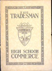 Page 1, 1927 Edition, High School of Commerce - Yearbook (Boston, MA) online yearbook collection
