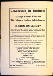 Page 2, 1927 Edition, High School of Commerce - Yearbook (Boston, MA) online yearbook collection
