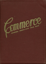 1939 Edition, High School of Commerce - Yearbook (Boston, MA)