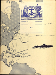 Page 2, 1957 Edition, Leyte (CVS 32) - Naval Cruise Book online yearbook collection