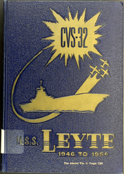 Page 1, 1959 Edition, Leyte (CVS 32) - Naval Cruise Book online yearbook collection