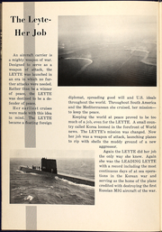 Page 10, 1959 Edition, Leyte (CVS 32) - Naval Cruise Book online yearbook collection