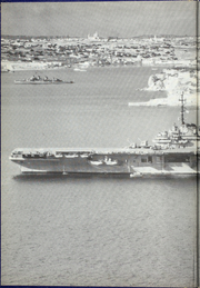 Page 2, 1959 Edition, Leyte (CVS 32) - Naval Cruise Book online yearbook collection