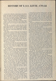 Page 7, 1959 Edition, Leyte (CVS 32) - Naval Cruise Book online yearbook collection