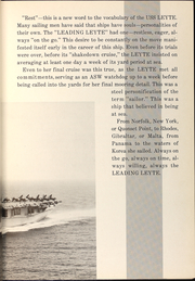 Page 9, 1959 Edition, Leyte (CVS 32) - Naval Cruise Book online yearbook collection