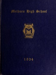 Page 1, 1934 Edition, Searles High School - Yearbook (Methuen, MA) online yearbook collection