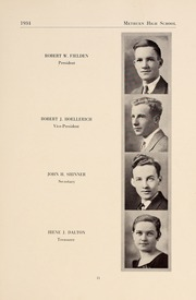 Page 17, 1934 Edition, Searles High School - Yearbook (Methuen, MA) online yearbook collection