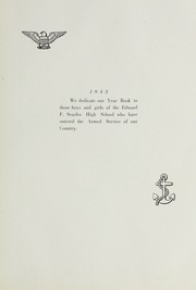 Page 11, 1943 Edition, Searles High School - Yearbook (Methuen, MA) online yearbook collection