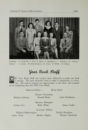 Page 16, 1943 Edition, Searles High School - Yearbook (Methuen, MA) online yearbook collection