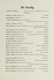 Page 13, 1946 Edition, Searles High School - Yearbook (Methuen, MA) online yearbook collection