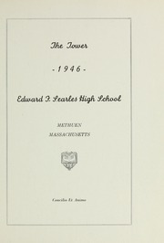 Page 7, 1946 Edition, Searles High School - Yearbook (Methuen, MA) online yearbook collection