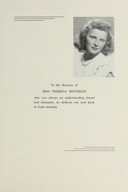 Page 11, 1952 Edition, Searles High School - Yearbook (Methuen, MA) online yearbook collection