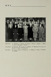 Page 12, 1952 Edition, Searles High School - Yearbook (Methuen, MA) online yearbook collection