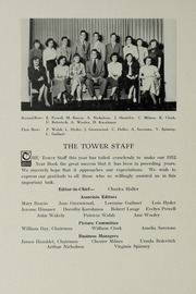 Page 16, 1952 Edition, Searles High School - Yearbook (Methuen, MA) online yearbook collection