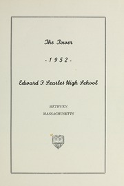 Page 7, 1952 Edition, Searles High School - Yearbook (Methuen, MA) online yearbook collection