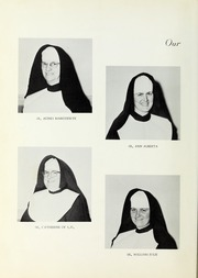 Page 8, 1965 Edition, St James High School - Aurorean Yearbook (Salem, MA) online yearbook collection