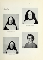 Page 9, 1965 Edition, St James High School - Aurorean Yearbook (Salem, MA) online yearbook collection