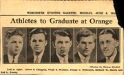 Page 13, 1934 Edition, Orange High School - Key Yearbook (Orange, MA) online yearbook collection
