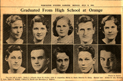 Page 5, 1934 Edition, Orange High School - Key Yearbook (Orange, MA) online yearbook collection