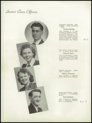 Page 12, 1942 Edition, Orange High School - Key Yearbook (Orange, MA) online yearbook collection